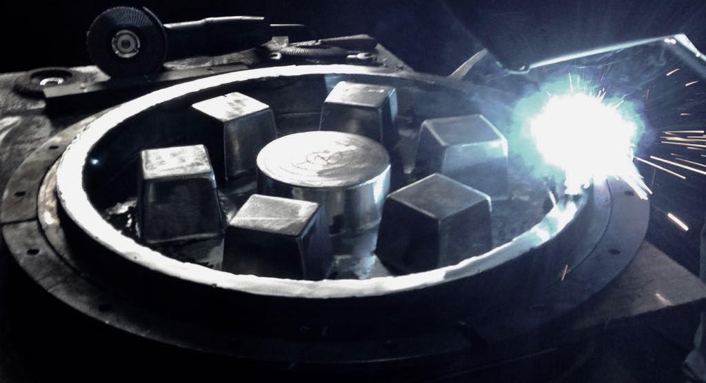 Rotomoulding - formowanie rotacyjne